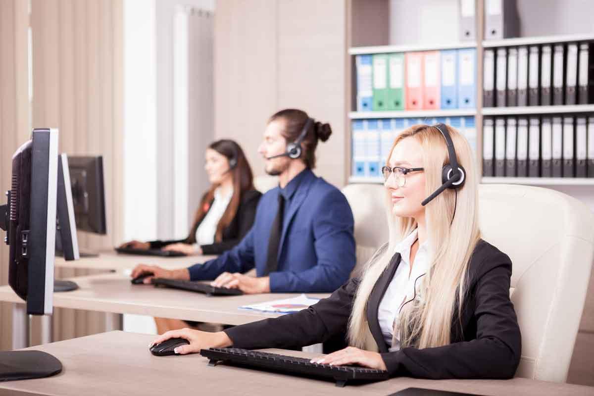 Centralized Help Desk Support Center