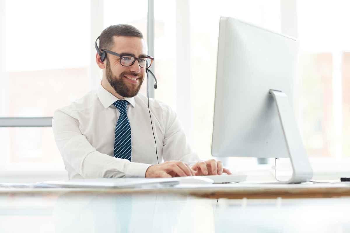 Service Desk for healthcare professionals