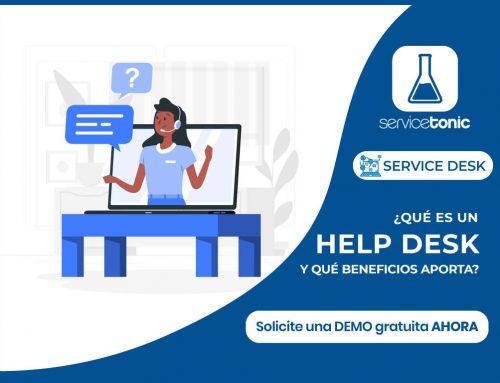 ¿Qué es un help desk y qué beneficios aporta?